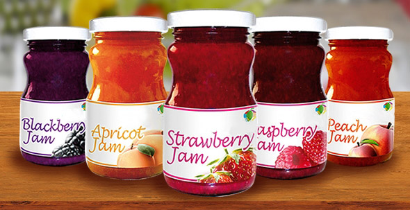 Jams labelled 590x303