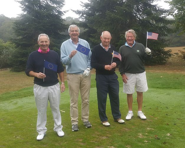 Ryder Cup Team Photo